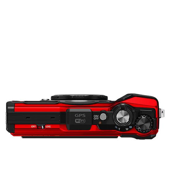 Appareil photo compact ou bridge Olympus Tough TG-5 Rouge - Autre vue