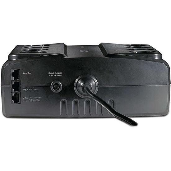 Onduleur APC Back-UPS ES 550VA (BE550G-FR) - Autre vue