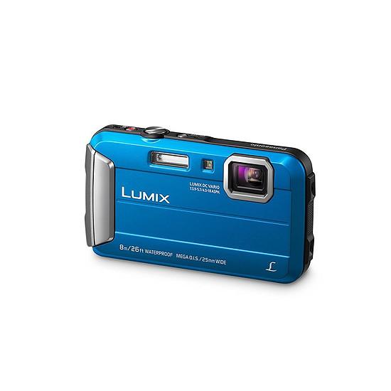 Panasonic Lumix DMC-FT30 Bleu