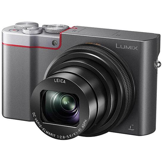 Appareil photo compact ou bridge Panasonic Lumix DMC-TZ100 Silver