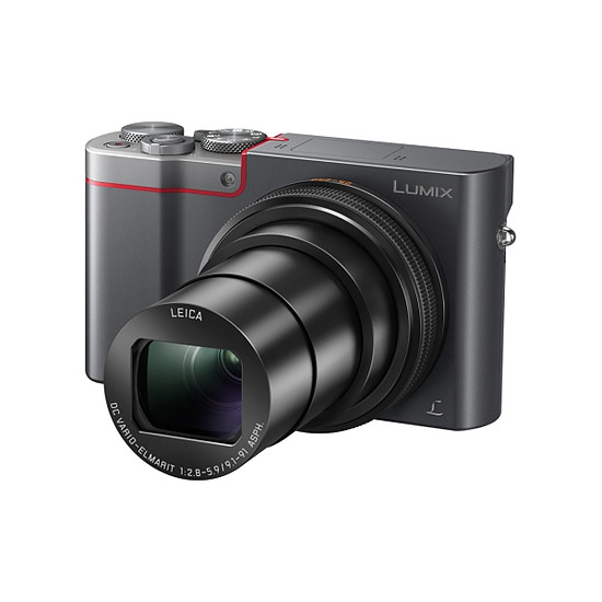 Appareil photo compact ou bridge Panasonic Lumix DMC-TZ100 Silver - Autre vue