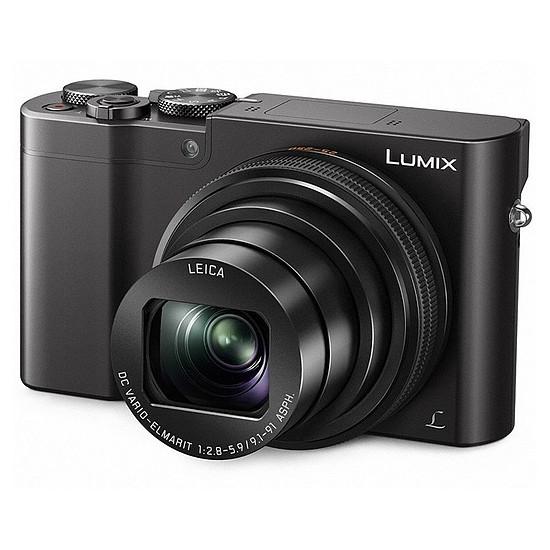 Appareil photo compact ou bridge Panasonic Lumix DMC-TZ100 Noir
