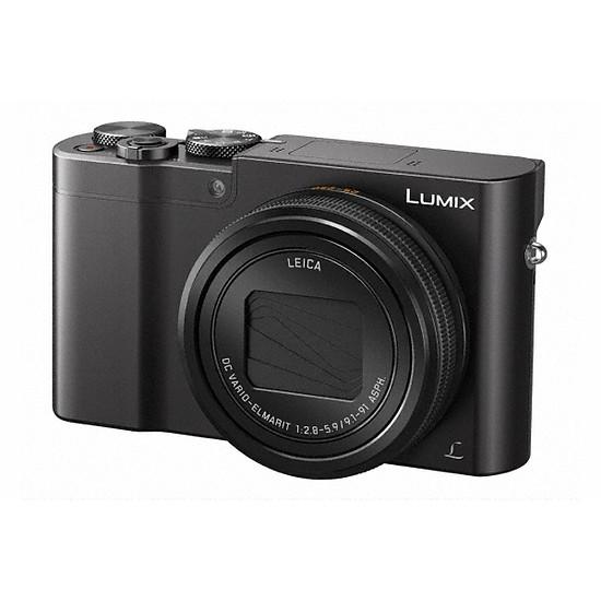 Appareil photo compact ou bridge Panasonic Lumix DMC-TZ100 Noir - Autre vue