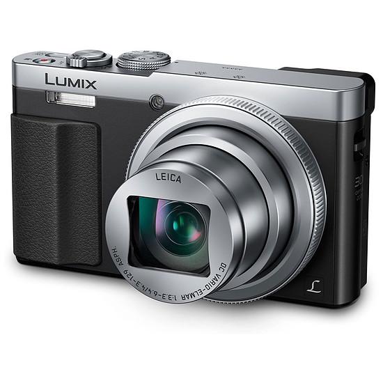 Appareil photo compact ou bridge Panasonic Lumix DMC-TZ70 Silver