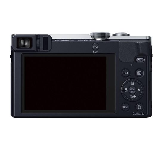 Appareil photo compact ou bridge Panasonic Lumix DMC-TZ70 Silver - Autre vue