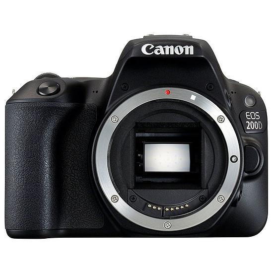 Appareil photo Reflex Canon EOS 200D (Boîtier nu)