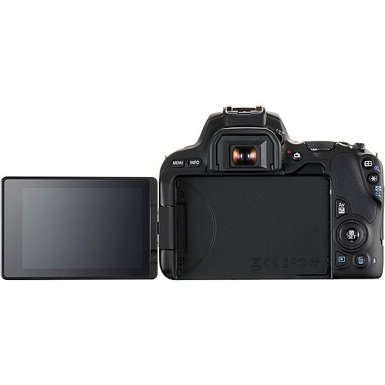 Appareil photo Reflex Canon EOS 200D Boîtier nu Noir - Autre vue