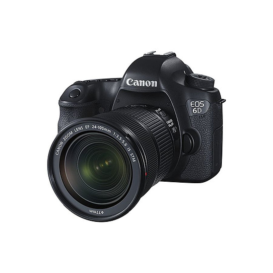 Appareil photo Reflex Canon EOS 6D + EF 24-105mm f/3.5-5.6 IS STM