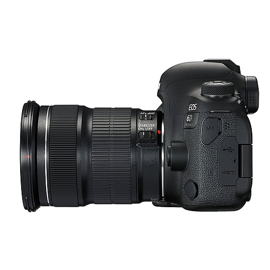 Appareil photo Reflex Canon EOS 6D Mark II + 24-105 IS STM - Autre vue