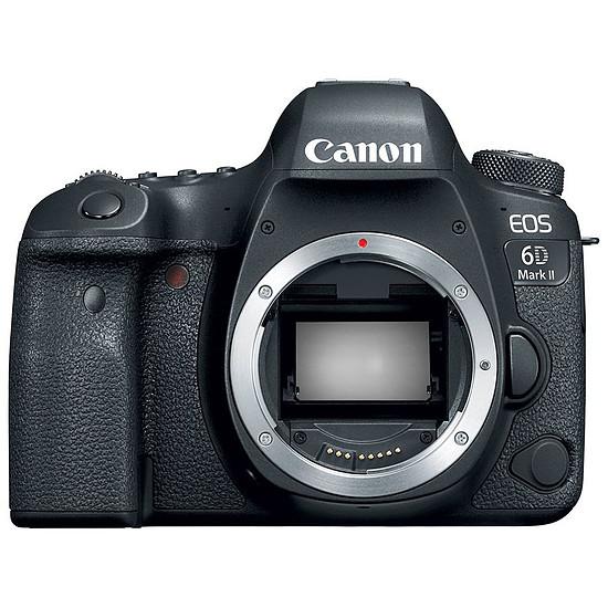 Appareil photo Reflex Canon EOS 6D Mark II Boîtier Nu Noir