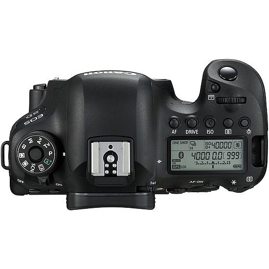 Appareil photo Reflex Canon EOS 6D Mark II Boîtier Nu Noir - Autre vue