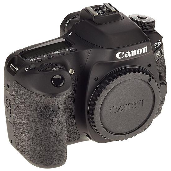 Appareil photo Reflex Canon EOS 80D Boîtier Nu