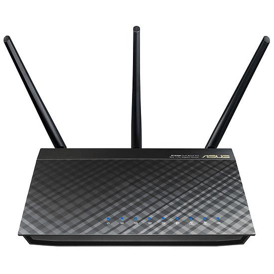 Routeur et modem Asus RT-AC66U - Routeur WiFi AC1750 double bande