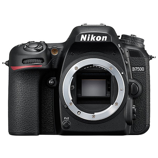 Appareil photo Reflex Nikon D7500 Boîtier Nu