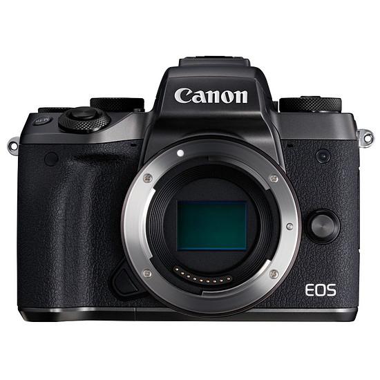 Appareil photo hybride Canon EOS M5 Noir (boitier nu)