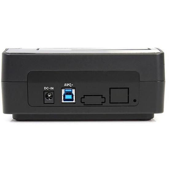 """Dock pour disque dur StarTech.com Station d'accueil pour disque dur 2,5""""/3,5"""" - Autre vue"""