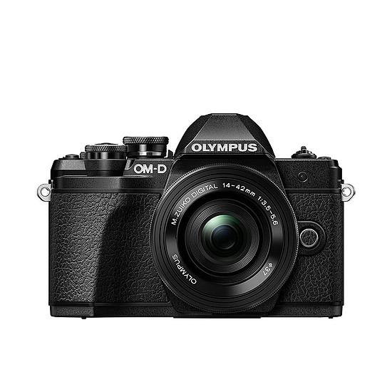 Appareil photo hybride Olympus OM-D E-M10 Mark II Noir + 14-42 EZ Pancake