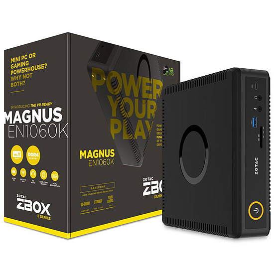 Barebone Zotac ZBOX Magnus EN1060K