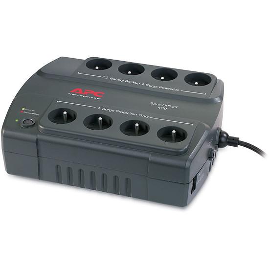 Onduleur APC Back-UPS ES 400VA - BE400-FR