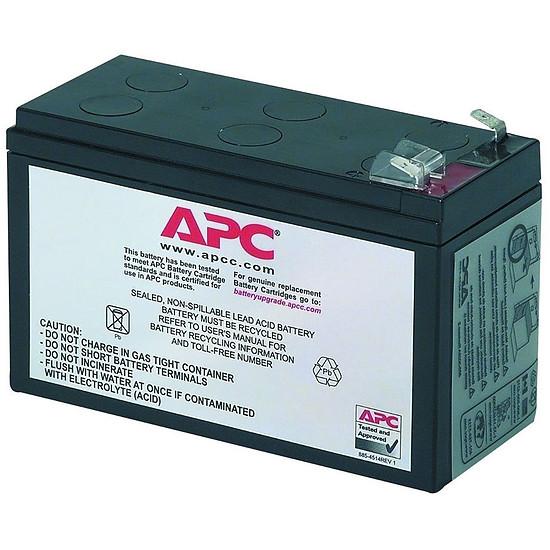 Batterie onduleur APC Batterie RBC17