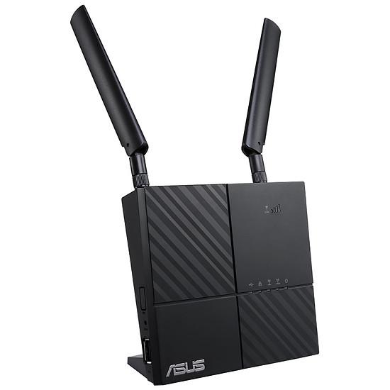 Routeur et modem Asus 4G-AC53U - Routeur 4G LTE AC750 double bande - Autre vue