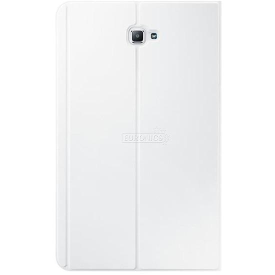 "Accessoires tablette tactile Samsung Étui Book Cover - Galaxy Tab A 2016 10"" - Blanc"