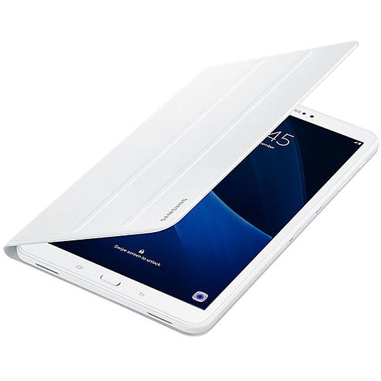 """Accessoires tablette tactile Samsung Étui Book Cover - Galaxy Tab A 2016 10"""" - Blanc - Autre vue"""