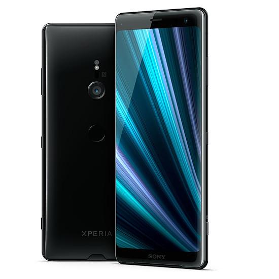 Smartphone et téléphone mobile Sony Xperia XZ3 (noir) - 64 Go - 4 Go