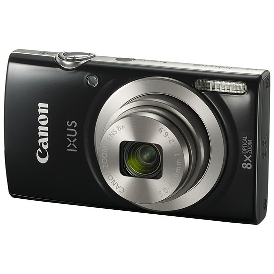 Appareil photo compact ou bridge Canon Ixus 185 Noir