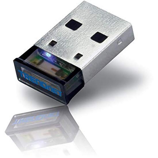 Connecteur Bluetooth TrendNet TBW-107UB - Clé Bluetooth 4.0 - 10 m