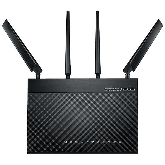 Routeur et modem Asus 4G-AC68U - Routeur 4G LTE AC1900 double bande