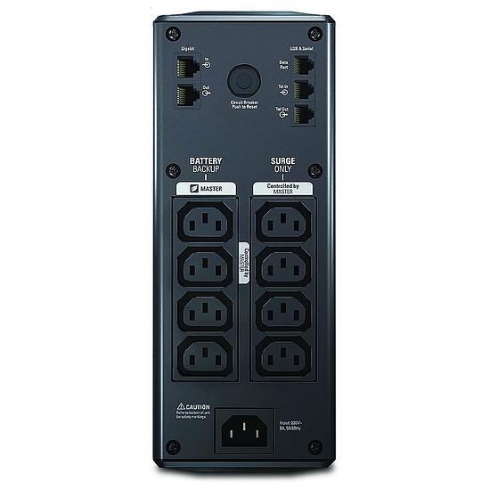 Onduleur APC Back-UPS Pro 900 VA - Autre vue
