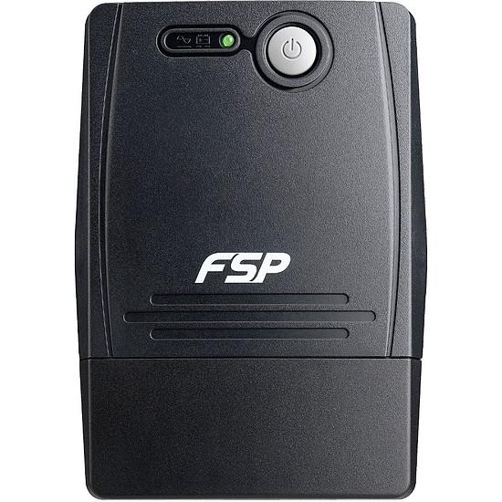 Onduleur FSP Fortron UPS Line-Interactive - FP 600 - Autre vue