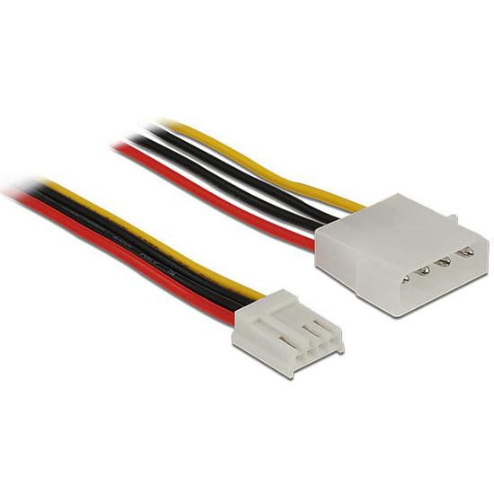 Alimentation Câble d'alimentation Molex / Floppy - 20 cm - Autre vue