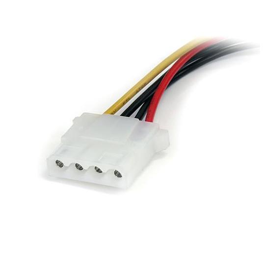 Alimentation StarTech.com Câble d'alimentation SATA / Molex - 15cm - Autre vue