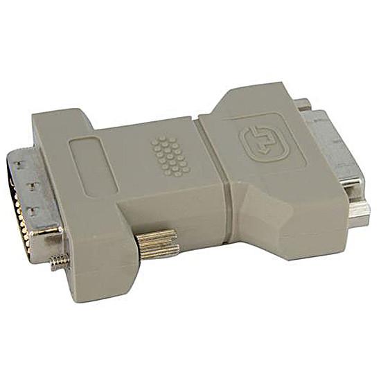 DVI StarTech.com Adaptateur vidéo DVI-I Dual Link / DVI-D Dual Link
