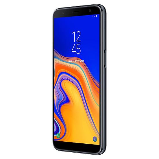 Smartphone et téléphone mobile Samsung Galaxy J6+ (noir) - 32 Go - 3 Go