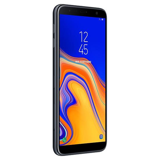 Smartphone et téléphone mobile Samsung Galaxy J6+ (noir) - 32 Go - 3 Go - Autre vue