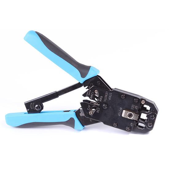 Outillage Pince à sertir pour câble RJ45 / RJ11 / RJ12
