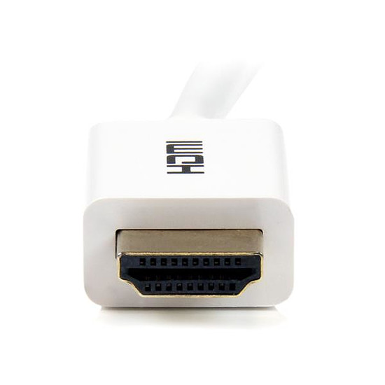 HDMI StarTech.com Câble HDMI haute vitesse CL3 Mâle vers  - CL3 - 7m - Autre vue