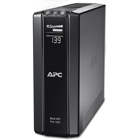Onduleur APC Back-UPS Pro 1500 VA - BR1500G-FR