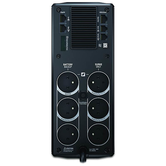 Onduleur APC Back-UPS Pro 1500 VA - BR1500G-FR - Autre vue