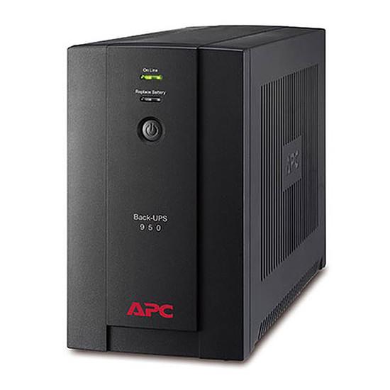 Onduleur APC Back-UPS BX 950VA - Prises IEC