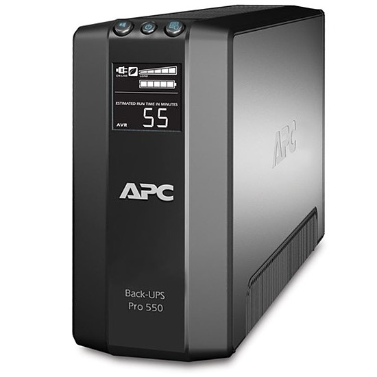 Onduleur APC Back-UPS RS LCD 550