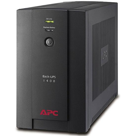 Onduleur APC Back-UPS BX 1400VA - Prises FR