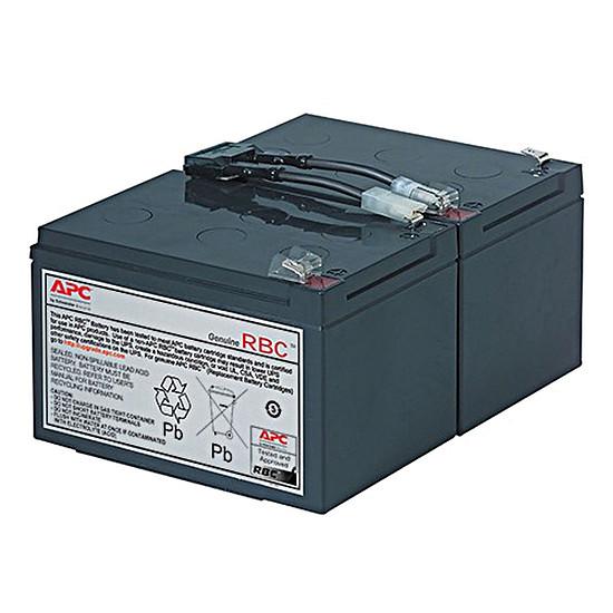 Batterie onduleur APC Batterie RBC6