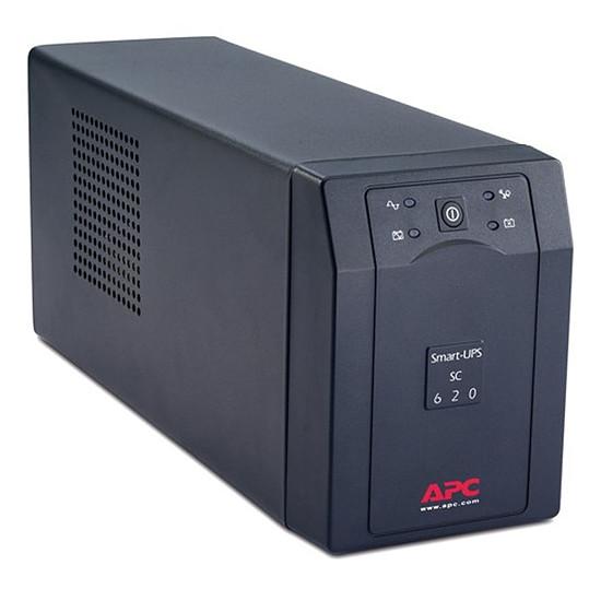Onduleur APC Smart-UPS SC 620VA
