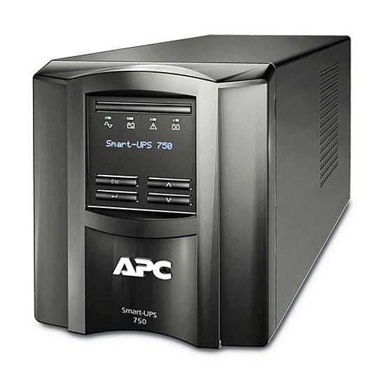 Onduleur APC Smart-UPS 750VA LCD