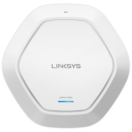 Point d'accès Wi-Fi Linksys LAPAC1750C - Point d'accès WiFi PoE+ AC1750 3x3