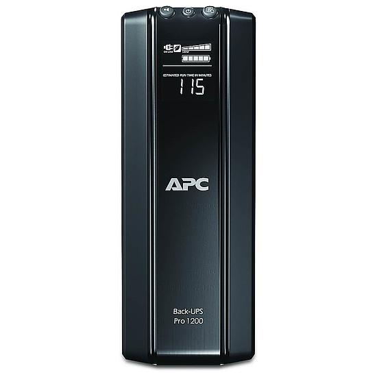 Onduleur APC Back-UPS Pro 1200 VA